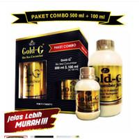 Jelly gamat Gold G 500 Ml/Free 140 ml/original/asli