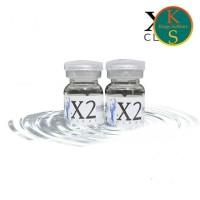 Softlens Bening X2 Minus 0,50 - 9,50 Tahunan Exoticon