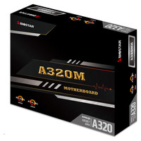 paket processor AMD A8 9600/BIOSTAR A320MH/RAM 4GB DDR4
