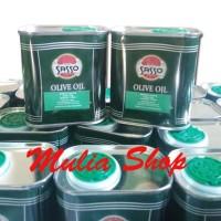 Minyak Zaitun Olive Oil Sasso Italy 175 ml
