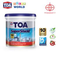 Cat Tembok Exterior Tinting Premium 2,5 L–TOA SuperShield Semi-gloss