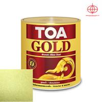 Cat Emas Kubah - TOA Gold Waterbased GW707 Europe Gold 1L