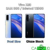 Vivo X50 - 8GB 128GB (8/128) - New Original Garansi Resmi