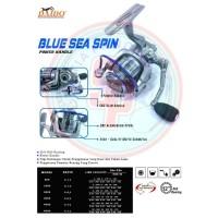 Reel Daido BLUE SEA Spin DNB800 Power Handle