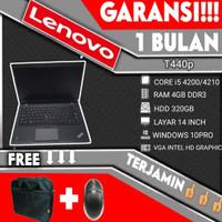 LAPTOP LENOVO THINKPAD T440p-CORE i5 GEN 4-RAM 4GB-HDD 500GB-MURAH
