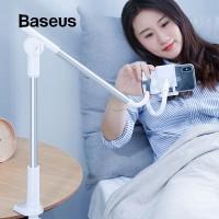 Baseus Adjustable Phone Holder Long Arm Lazy Clip Desk Tablet Mount S