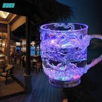 Bobo Gelas Wine Universal dengan Lampu LED Berubah Warna