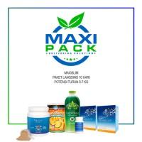 √Paket Diet Maxi Slim 10 Hari Turun 5-7 kg Aman & Ampuh