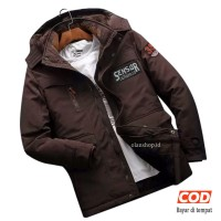 FWD JAKET PARKA PRIA KINGS SENSOR BABY CANVAS CLOUDE STEAL