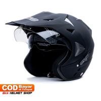 FWD [Helm Dewasa] WTO Helmet Pro-Sight Cross - Polos -