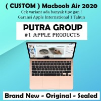 (CUSTOM) Apple Macbook Air 2020 13 inch Retina Display CTO
