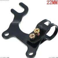 Bracket Rem Cakram Sepeda Adjustable Adapter