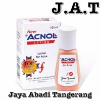 Acnol Lotion Obat Jerawat Cair 10ml