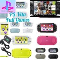 ps vita mc 128gb 64gb 32gb full games