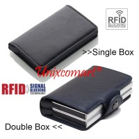 Dompet Mini Tempat Kartu ATM Smart Slim Wallet Credit Card Holder RFID