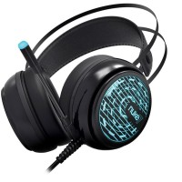 Armaggeddon 7.1 Surround Sound RGB Gaming Headset Nuke 7 Garansi 1