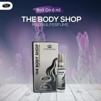 Perfume Marwa The Body Shop 6ml / Non-Alcohol