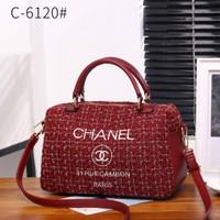 Tas Chanel Shoulder Bag C-6120