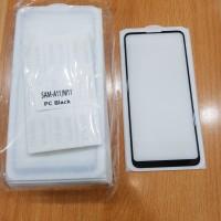 Samsung Galaxy A11 M11 Tempered Glass Full Glue Full Lem 5D