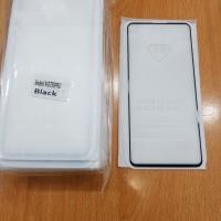 Xiaomi Redmi Note 9 Pro Tempered Glass Full Glue Full Lem 5D
