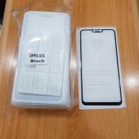 Oppo A3S Tempered Glass Full Glue Full Lem 5D