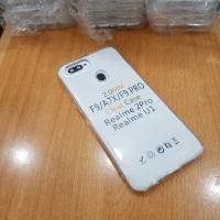 Silikon Case Bahan Tebal Bening Casing Oppo F9 Realme 2 Pro