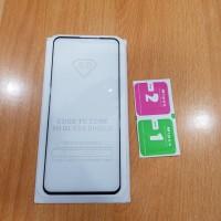 Samsung Galaxy A21S Tempered Glass Full Glue Full Lem 5D