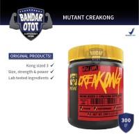 MUTANT Creakong 300 gr Creatine Powder 300gr gram Asli Ori Original