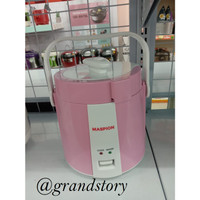 Maspion mini travel cooker MRJ-052 murah sidoarjo