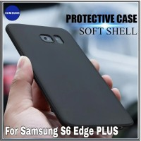 Soft Case Samsung S6 Edge Plus Casing Hp UltraSlim Galaxy S6 EDGE+
