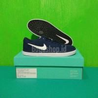 Sepatu Sneaker Skate Men's Nike SB Check Solarsoft Canvas ORIGINAL