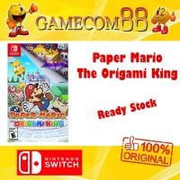 Paper Mario the Origami King Game Nintendo Switch