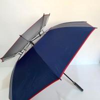 payung golf otomatis 2 susun uk jumbo bahan sutra