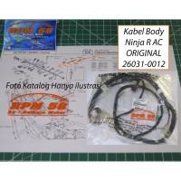 Kabel Body Ninja AC kawasaki Original 26031-0012