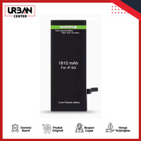 Baterai iPhone 6 Batre Hippo Premium Quality Battery Cell