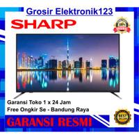 LED TV SHARP 2TC32BA1 32 inch ready gojek