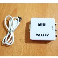 Converter VGA to AV / VGA to RCA