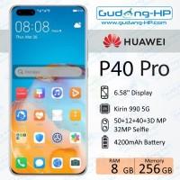 Huawei P40 Pro 8/256 GB Garansi Resmi