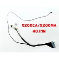 Kabel Flexible Laptop Asus X200 X200CA X200M X200MA 40PIN