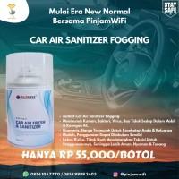 Autofit Car Airfresh Sanitizer Fogging Mobil Corona Virus Disinfectant