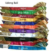 Udeng bali khas adat bali bisa pilih warna