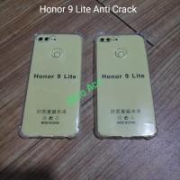 Anti crack jelly case Huawei Honor 9 Lite