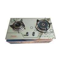 PROGAS PG-569 Mix Bara Infrared Progas Kompor Gas 2 Tungku (ojek)