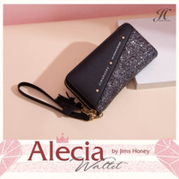 Jims Honey - Alecia Wallet Dompet Wanita New Arrival