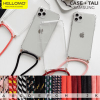 Sling Case Samsung Casing Gantungan Lanyard Tali Case Hp Gigi Samsung