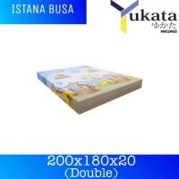 INOAC / Kasur Busa / INOAC yukata custom 200x180x20 - YKT 008