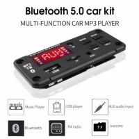 Audio HIFI Bluetooth USB SD MP3 player Remote Control Car Kit Modul