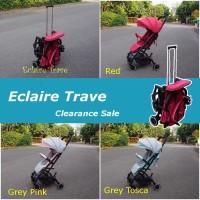 Stroller Eclaire Trave - Travel Stroller - Model Travel Bag