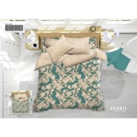 BED COVER SET MY LOVE QUEEN SIZE 160 X 200 T.30cm - AVANTI NEW