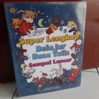 super lengkap belajar baca tulis sampai lancar